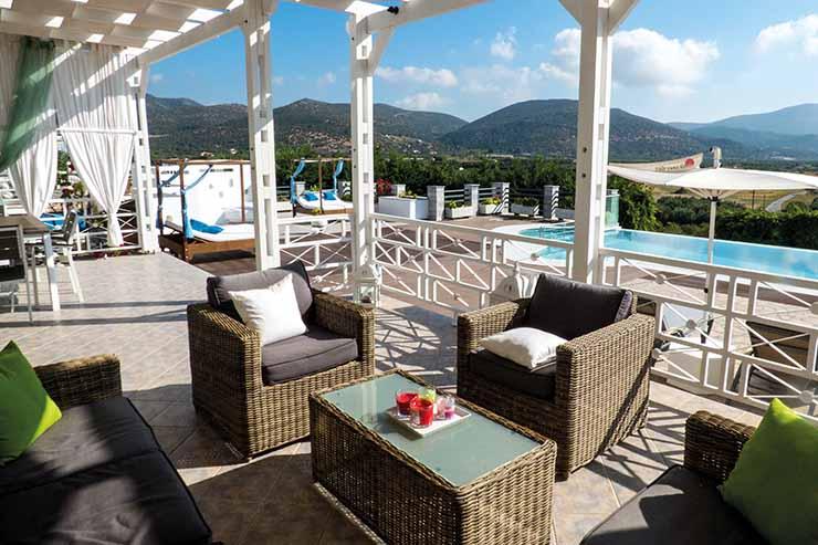 Seven hot villa holiday updates