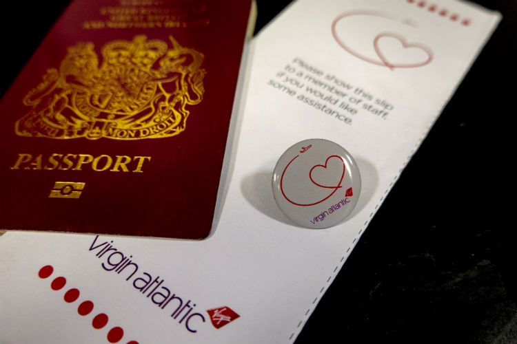 Virgin Atlantic vows to help passengers with 'hidden disabilities'