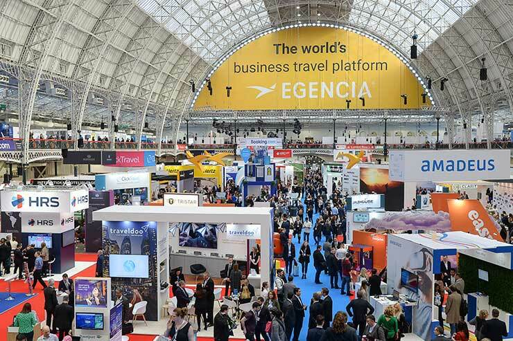 The Business Travel Show at London's Olympia