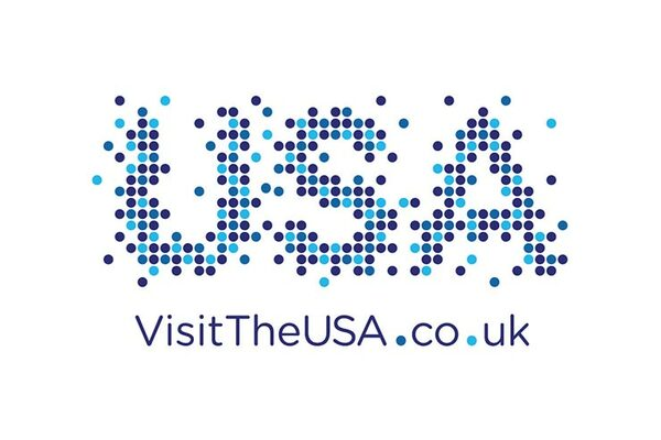 Brand USA colour logo