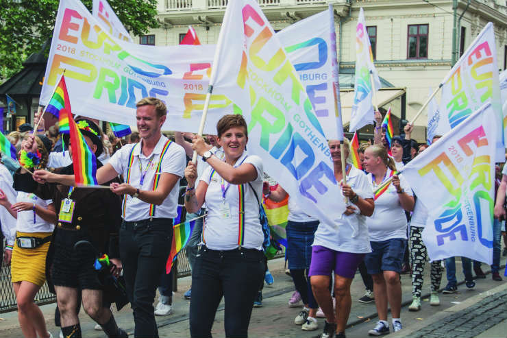 How Gothenburg flies the flag for LGBT+ diversity