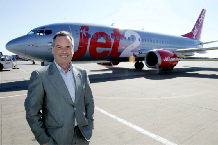 Jet2 boss calls for 'fair and effective' reform of flight compensation