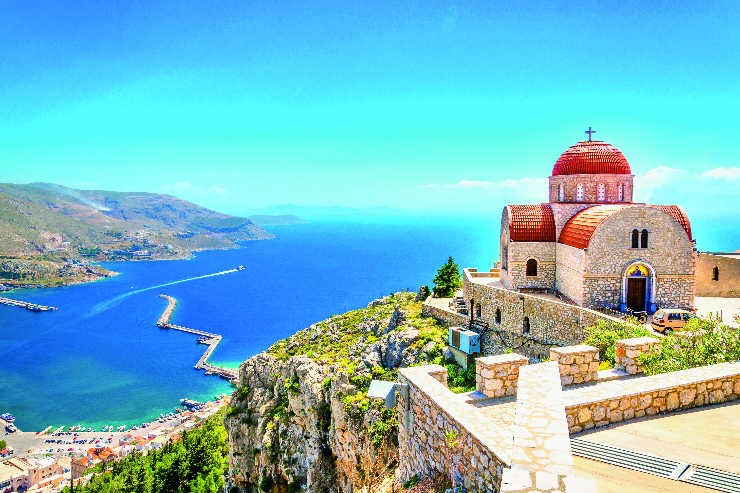 One Travel Designers' client has booked five holidays including a trip to Kos