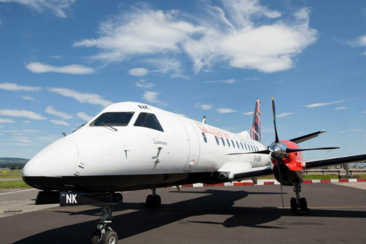 Loganair grows Norwegian reach