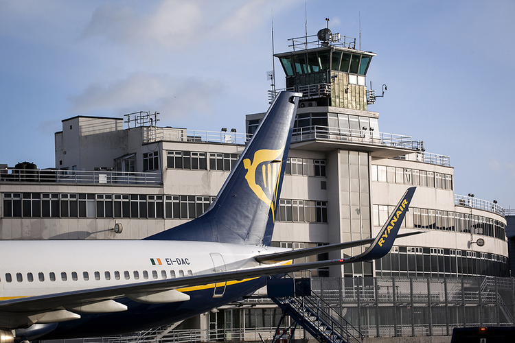 Ryanair extends winter schedules from Dublin and Cork