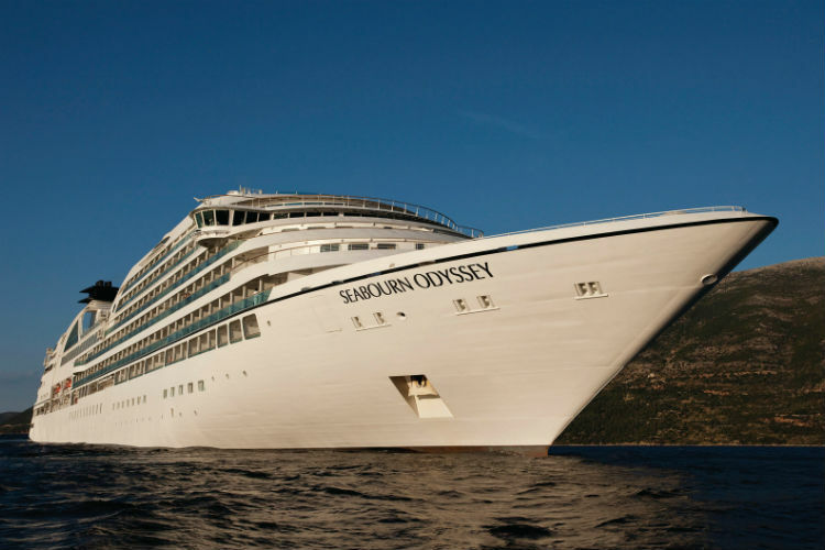 Seabourn Odyssey is one of the ships affected by itinerary changes