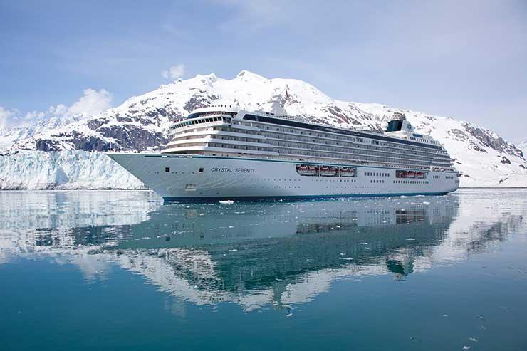 Serenity Glacier Bay