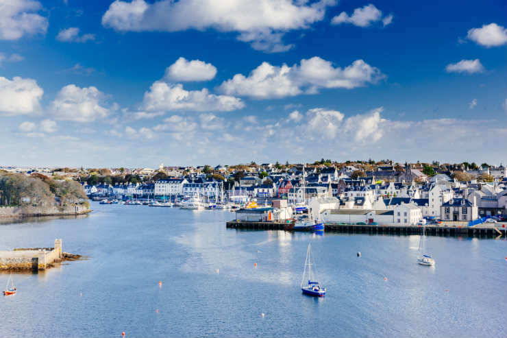 Loganair launches three Scottish services from Southend