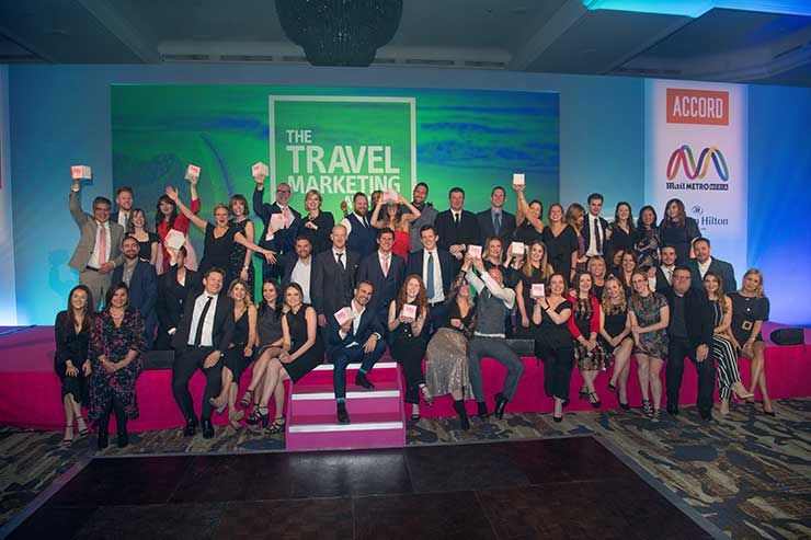 Travel Marketing Awards 2019 winners revealed
