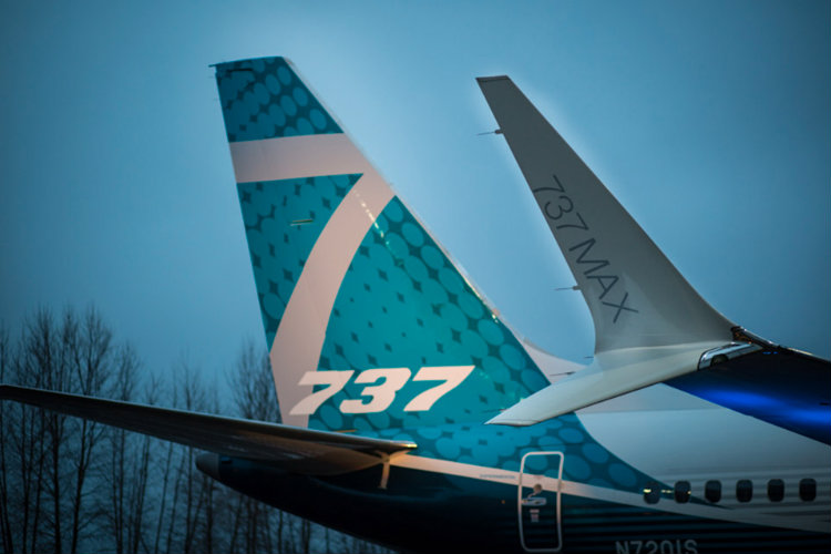 Boeing 737 Max hit by further issue