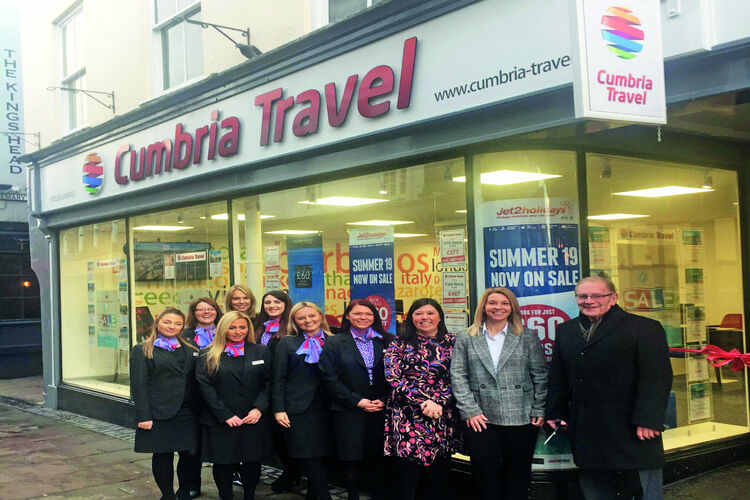 Cumbria Travel opens third store in four years
