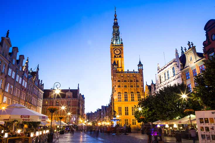 Why the Polish city of Gdansk should be on your radar
