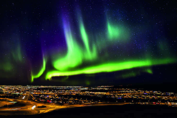 Viking's new northern lights sailings