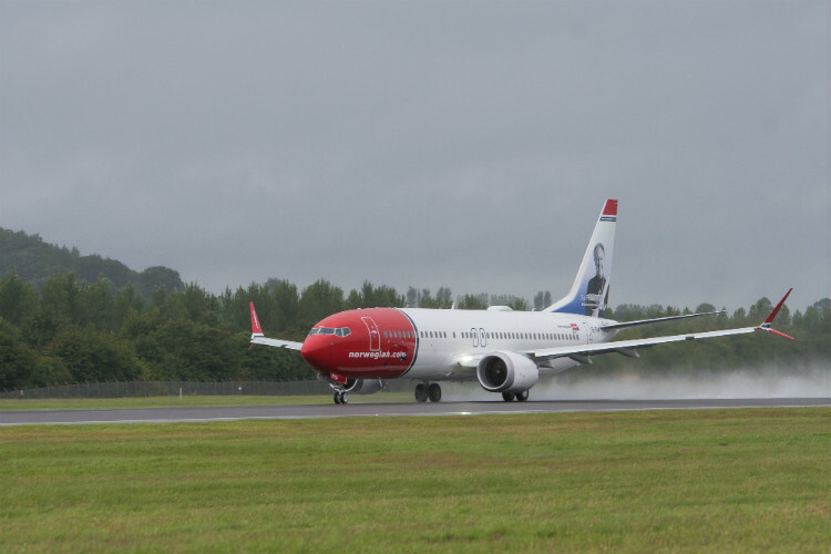 Norwegian and BA suspend US frequencies