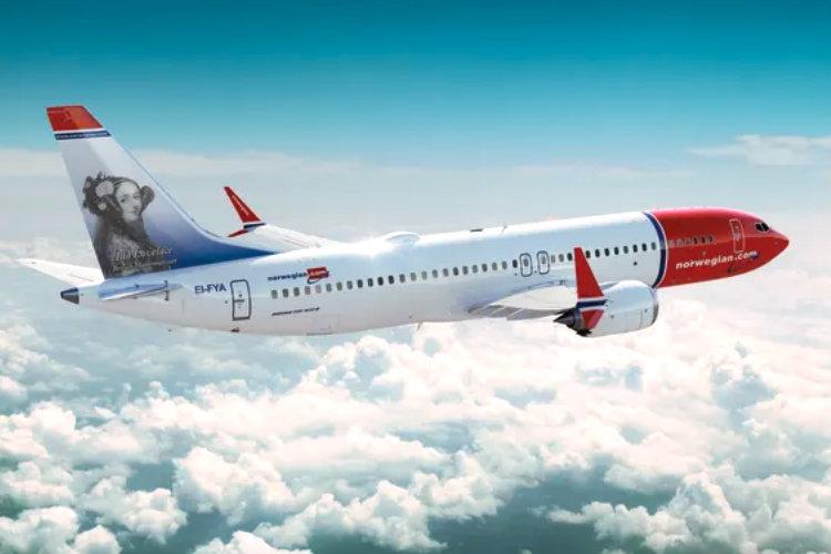 Coronavirus: Norwegian cancels transatlantic flights
