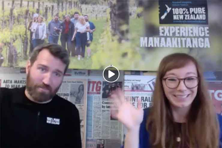 Facebook Live: Tourism New Zealand talks manaakitanga, fam trips and competitions