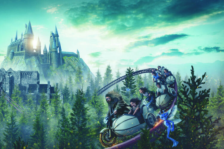 New Wizarding World ride promises park's 'most immersive experience yet'