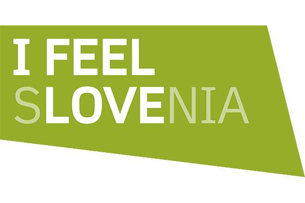 I Feel Slovenia colour logo