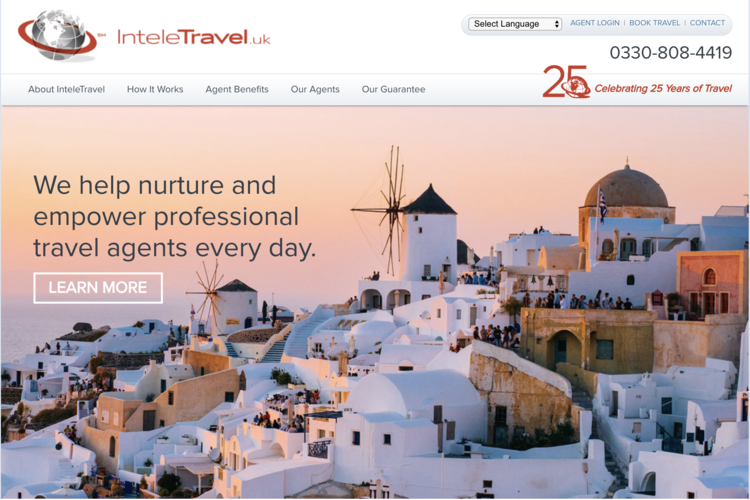 InteleTravel 'vindicated' by record homeworker sign-ups
