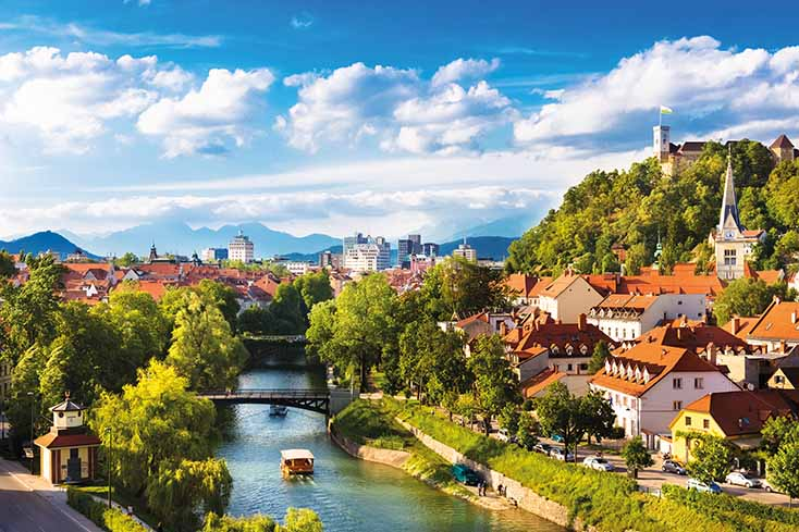 Ljubljana - Europe's underrated city break destination?