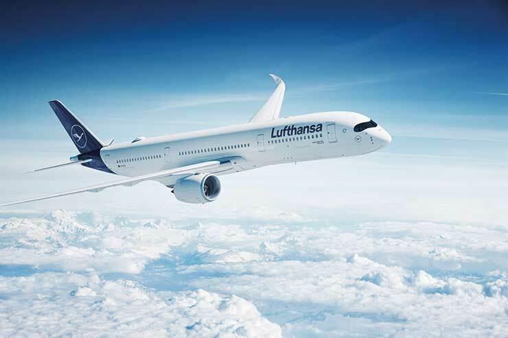 Lufthansa launches Bristol-Frankfurt service