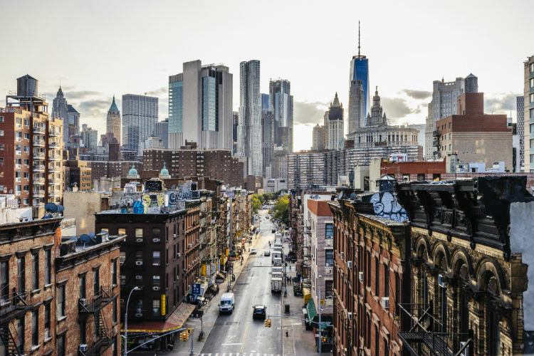 New York has seen a rise in Covid cases, the BBC says (Credit: iStock)