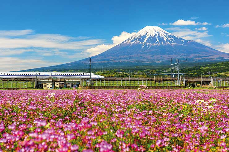 Japan demand inspires Railbookers to introduce new rail journeys
