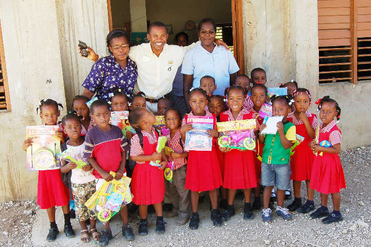 Sandals Foundation celebrates 10th anniversary
