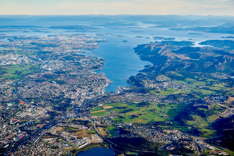 Wizz Air announces new route serving Norwegian fjords