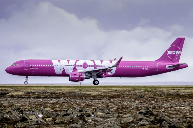 WOW Air: Rescue fares and guidance for passengers issued