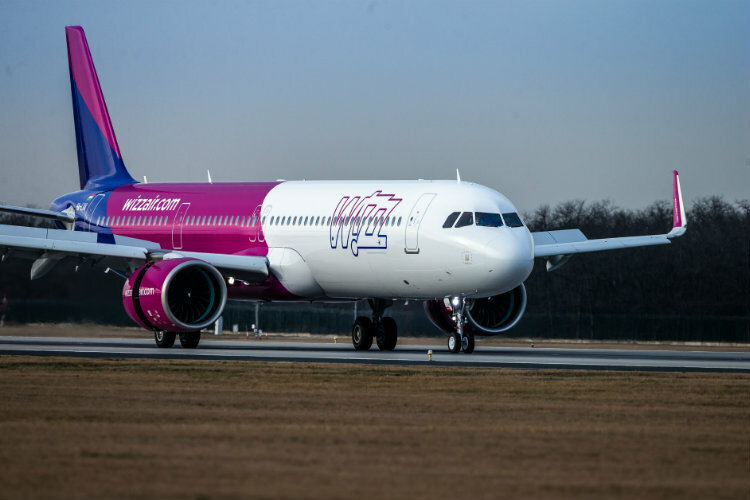 Wizz Air will operate another three new routes from next month