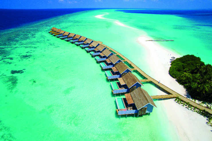 Why Kuramathi is a Maldivian honeymoon hot spot