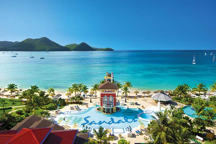 Sandals Resorts announces NHS 'thank-you' discount
