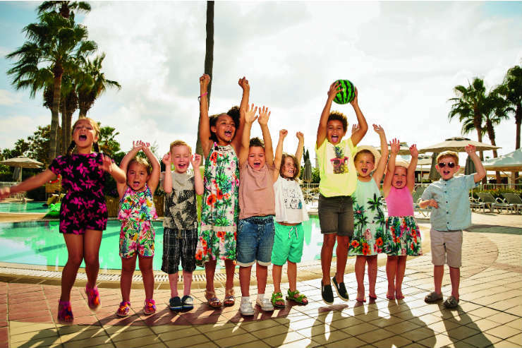 The Secret Life of Five Year Olds On Holiday was a winning marketing idea for Thomas Cook
