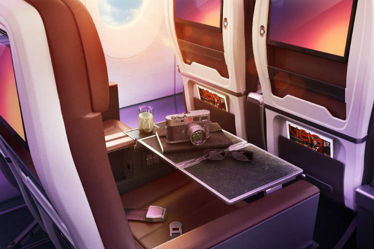 Virgin Atlantic A350-1000 Premium Economy
