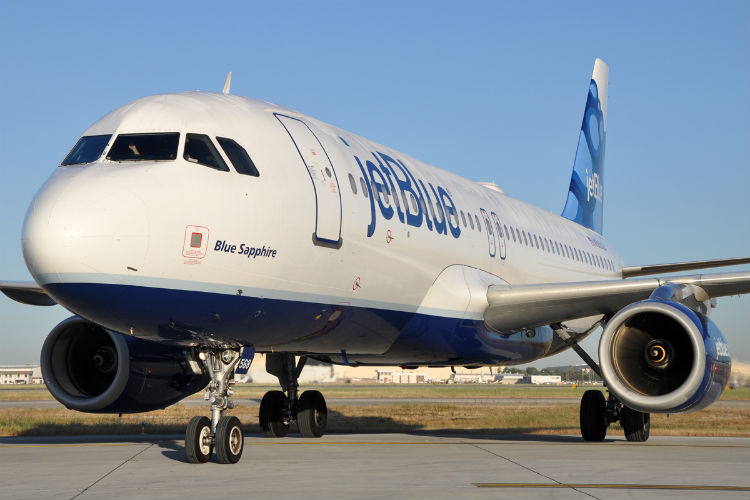 New York's JetBlue 'in talks with all major London airports'