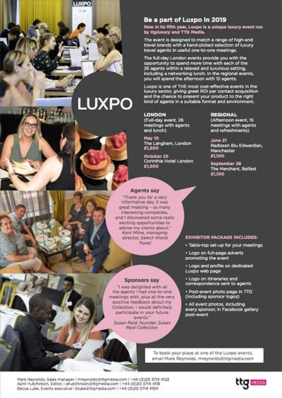 Download the Luxpo media pack