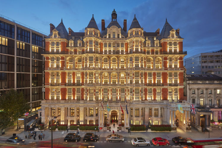 Mandarin Oriental Hyde Park reopens after serious fire
