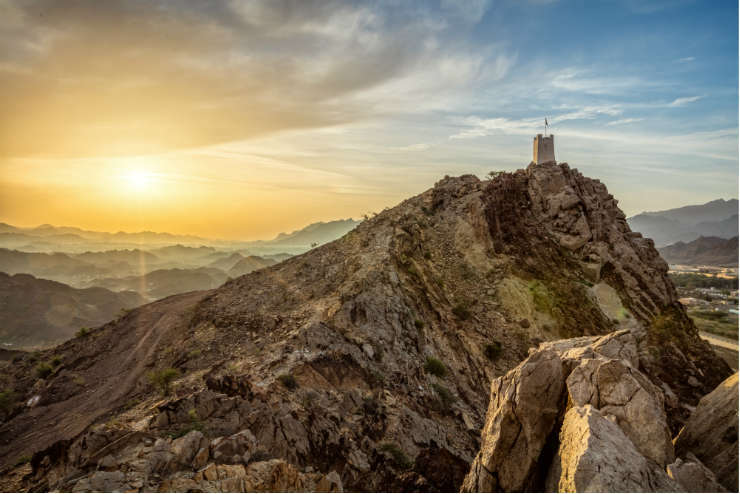 Masfout castle, Ajman