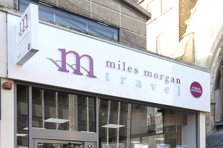 Miles Morgan Travel appoints first managing director