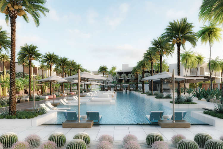 Nobu opens first Mexico hotel