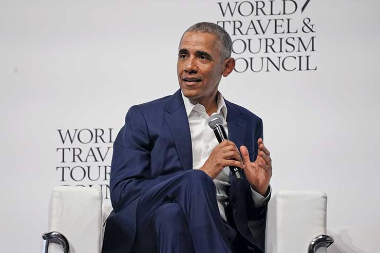 Obama urges businesses to 'listen to the younger generation'