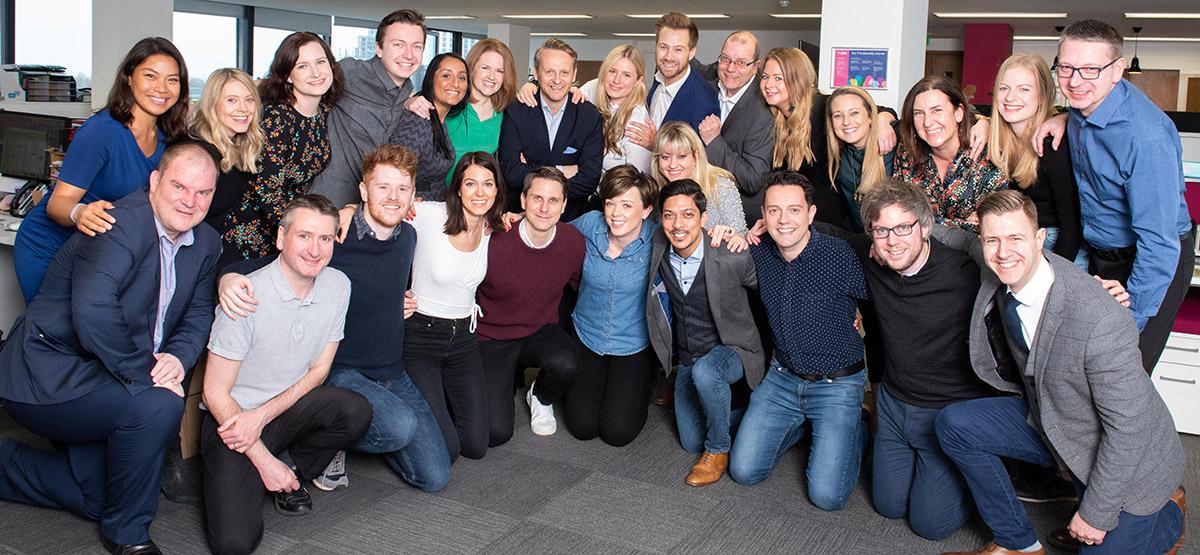 TTG Media team 2019
