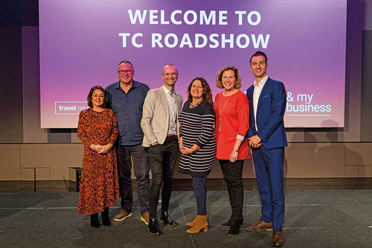 Travel Counsellors roadshows