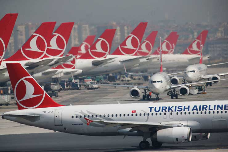 Istanbul airport aims for 200m passengers