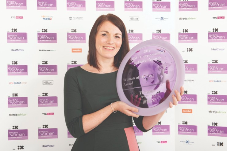 Kate McWilliams, easyJet's youngest pilot, on being an everywoman in Travel winner
