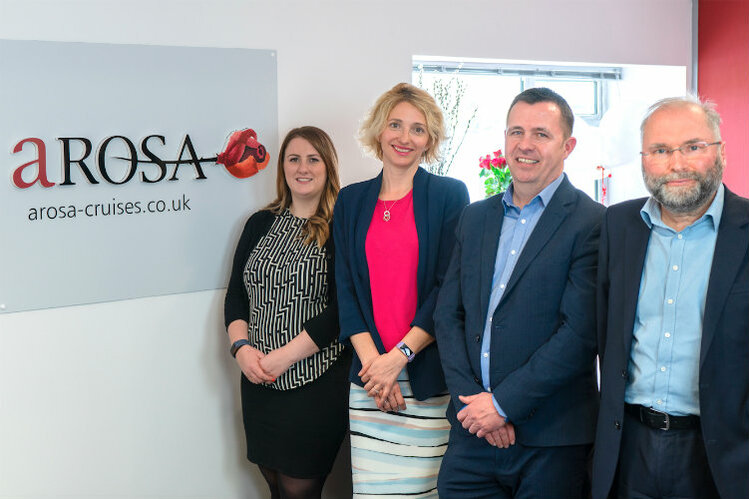 A-Rosa opens Cardiff office and expands UK team