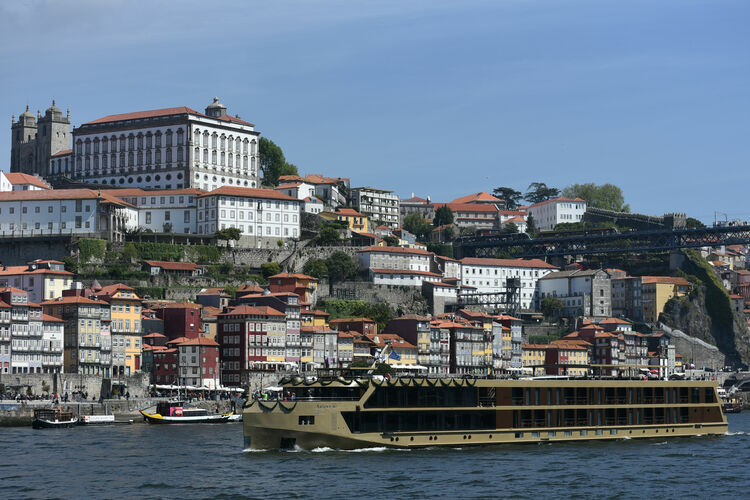 AmaWaterways is offering discounts on back-to-back river cruise bookings