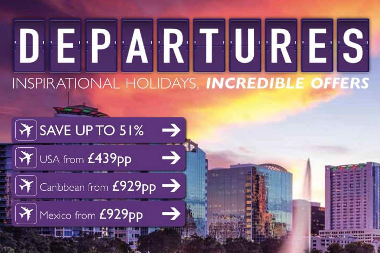 Funway Departures brochure