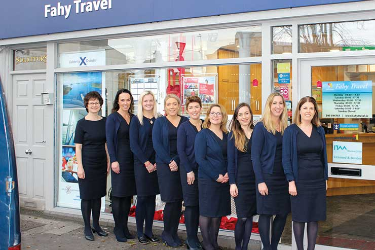 Fahy Travel Galway